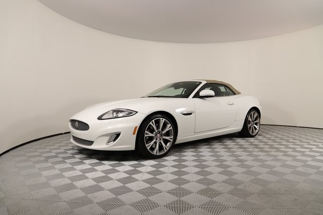 Pre-Owned 2014 Jaguar XK Base