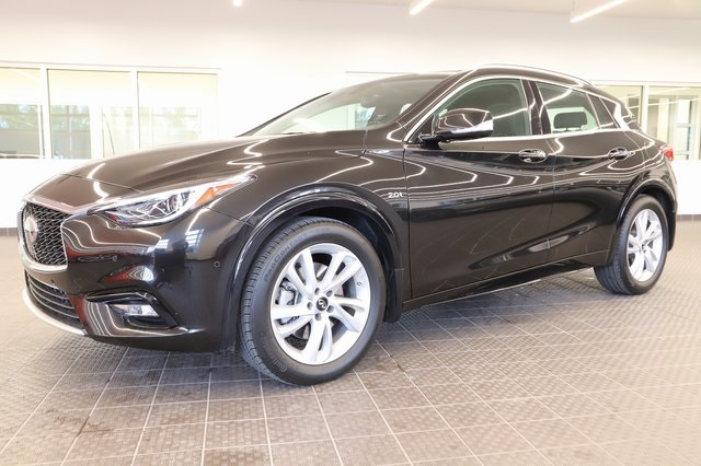 Pre-Owned 2019 INFINITI QX30 ESSENTIAL