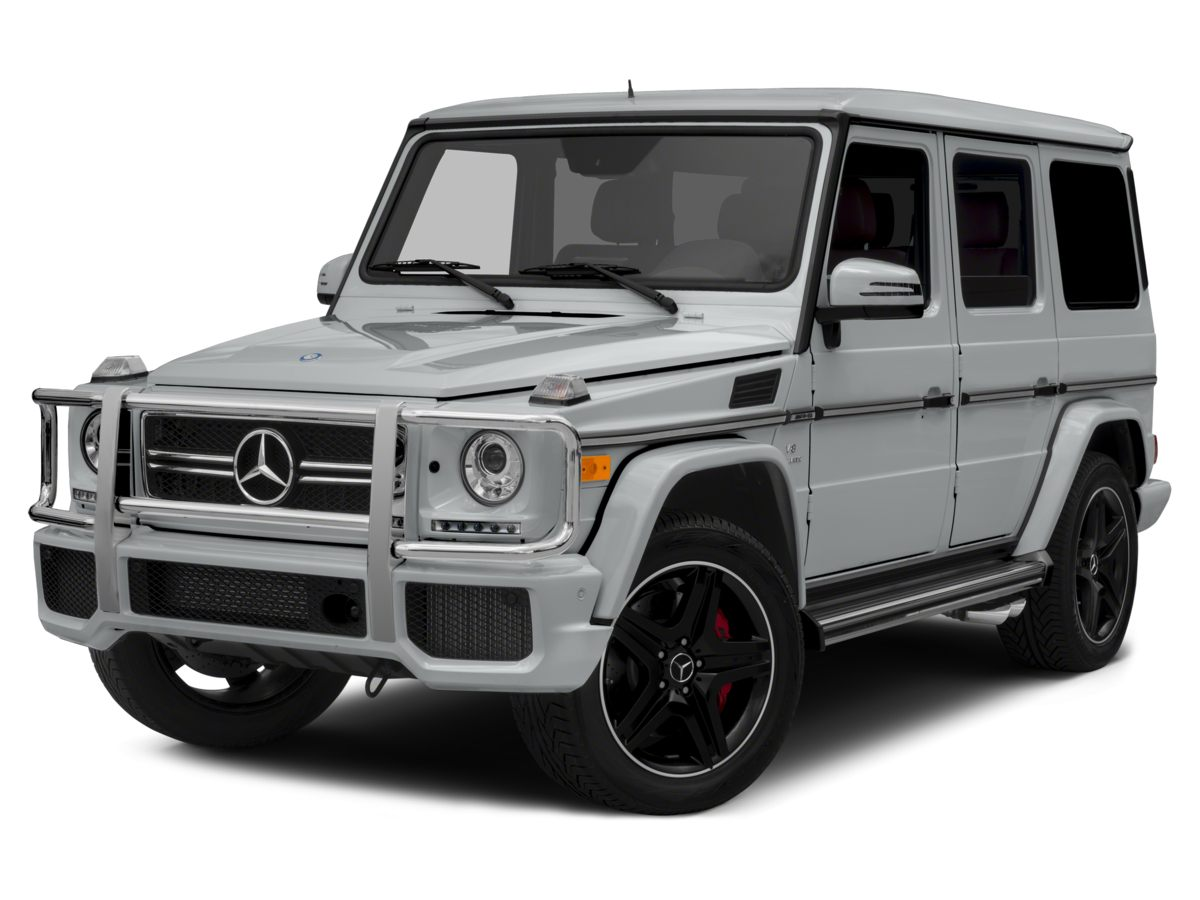 Pre-Owned 2015 Mercedes-Benz G-Class G 63 AMG®