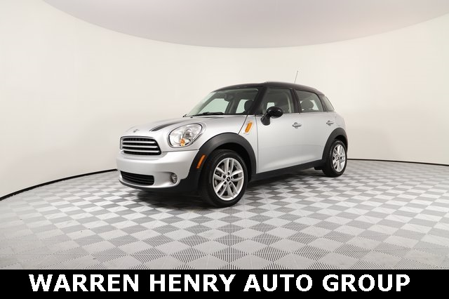 Pre-Owned 2013 MINI Cooper Countryman Base