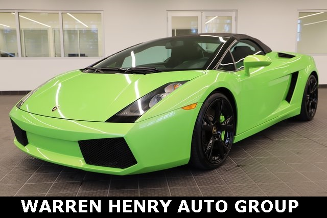 Pre-Owned 2008 Lamborghini Gallardo Base