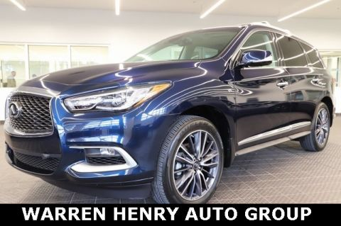 Certified Pre-Owned 2016 INFINITI QX60 Base