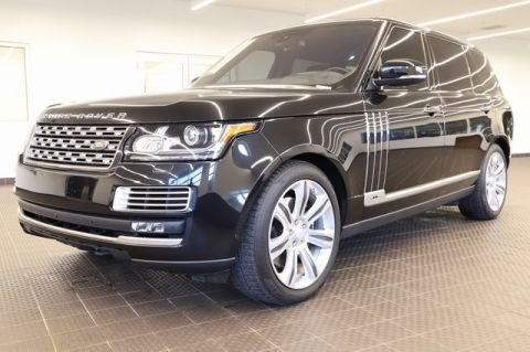 Pre-Owned 2016 Land Rover Range Rover SVAutobiography